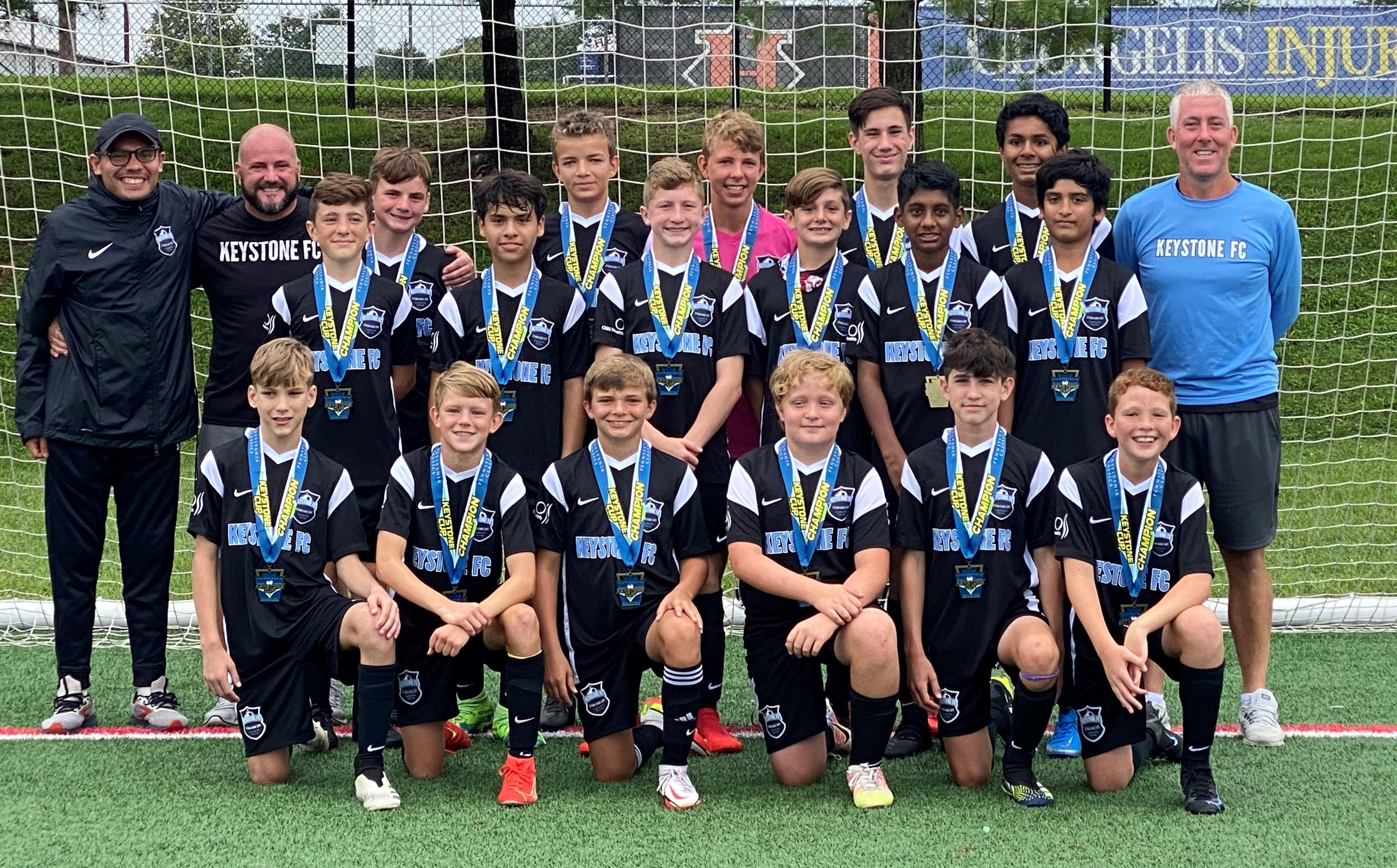 Elite 08B Claims Top Spot at Keystone Cup