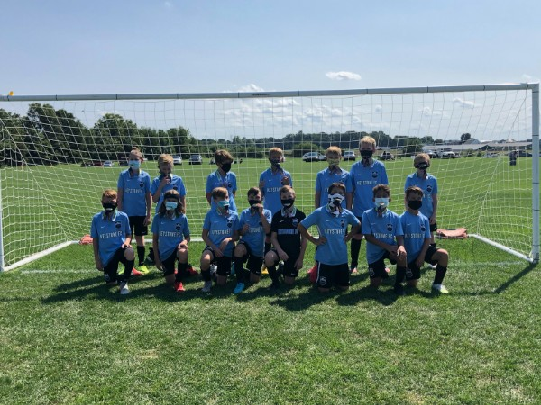 Elite 09B Win Keystone Cup