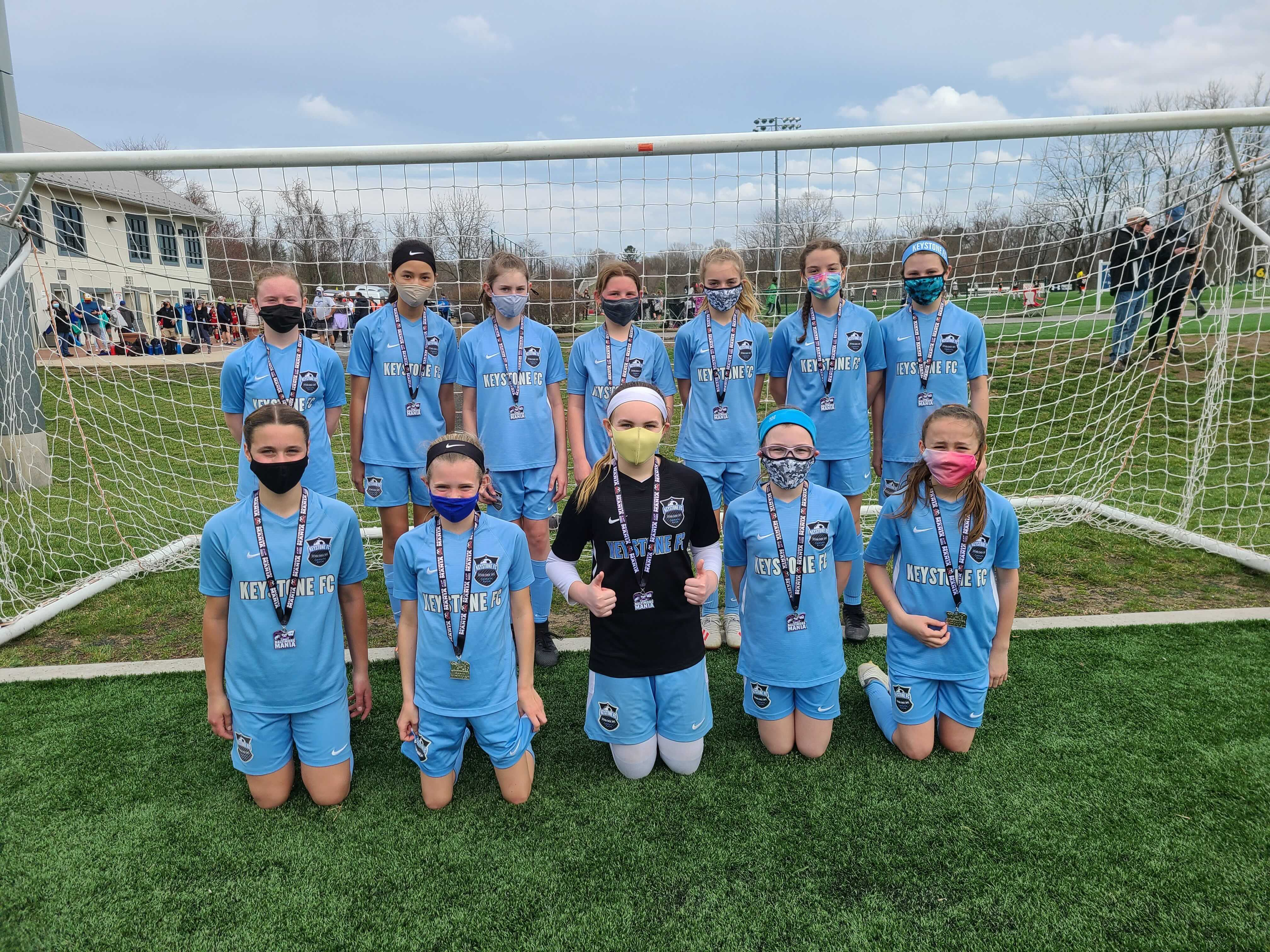 Elite 09G Finalists at Baltimore Mania