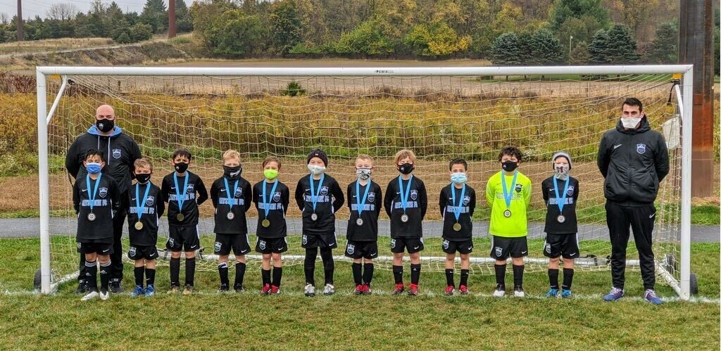 Elite 12B win Mid-Atlantic Fall Championships