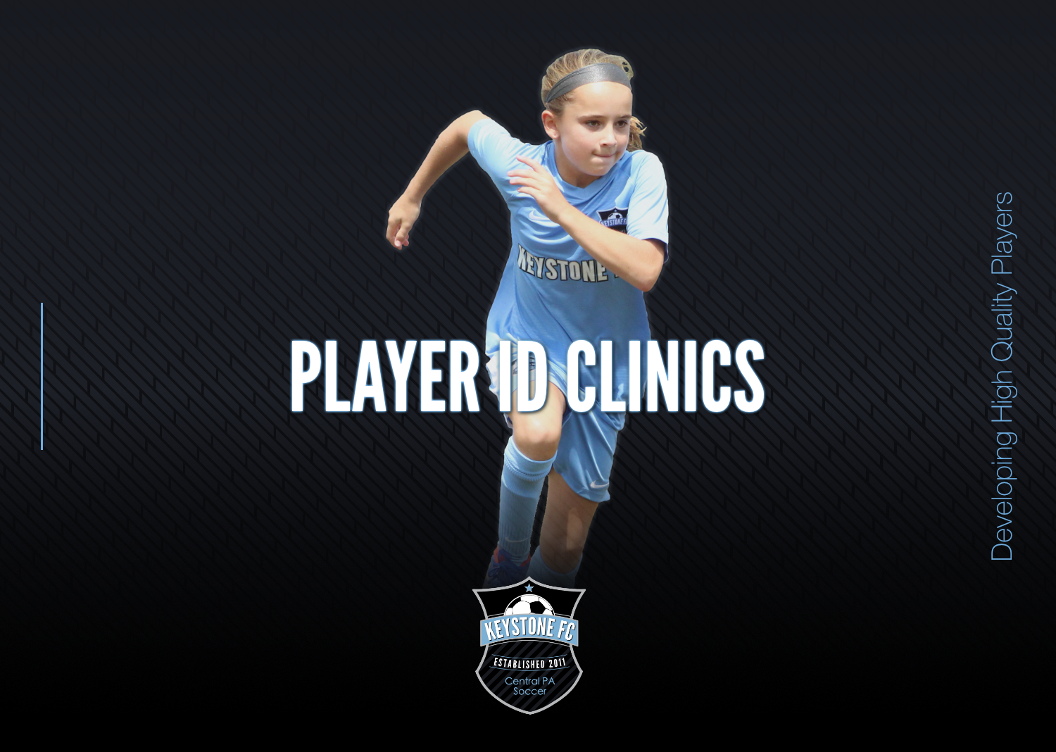 Player ID Clinic Registration Open