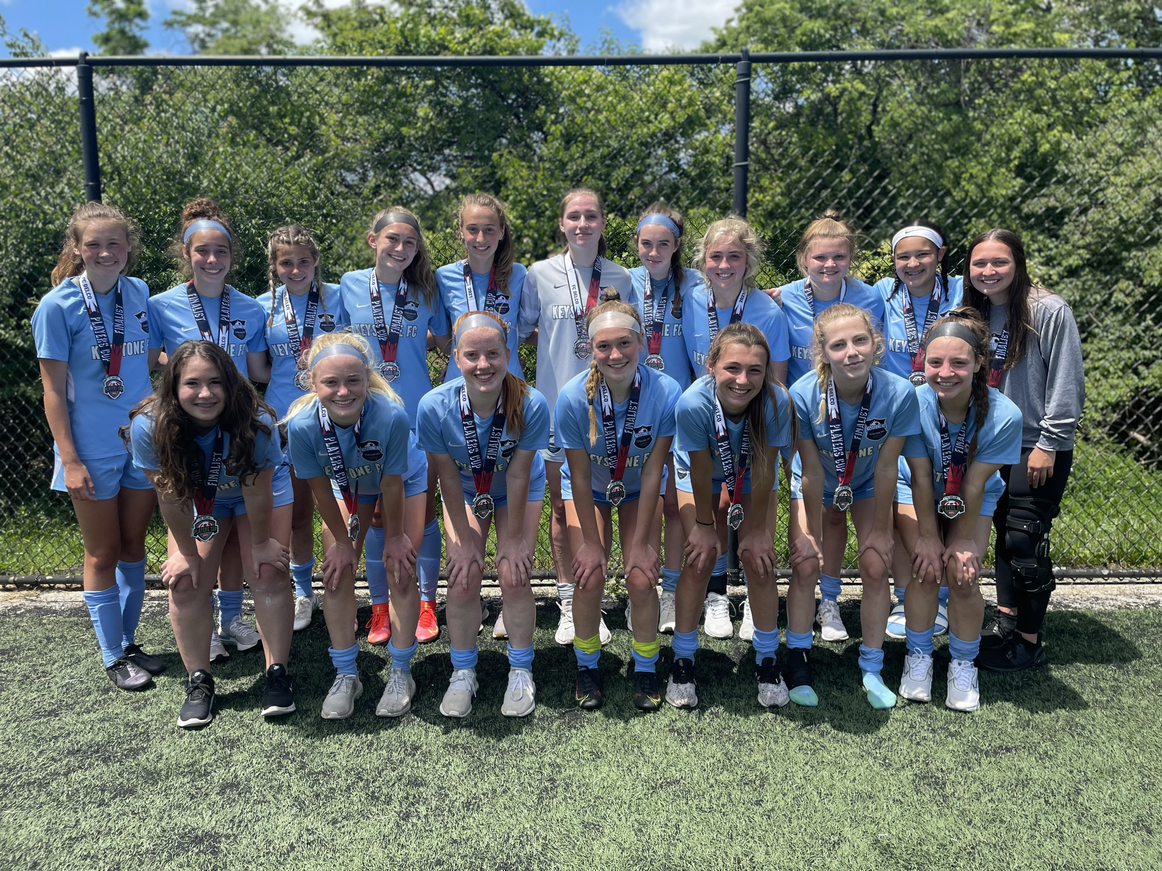 Premier 06G Finalists at Players Cup