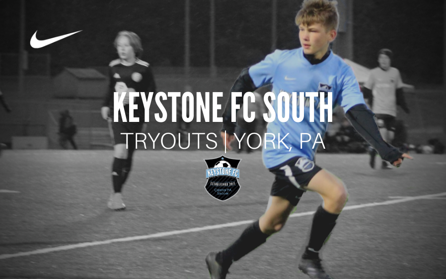 Keystone FC South Launches for Fall 2020